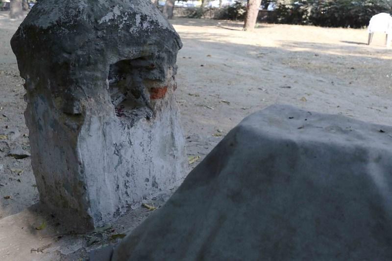 City Monument - Unknown Tomb, Pragati Maidan