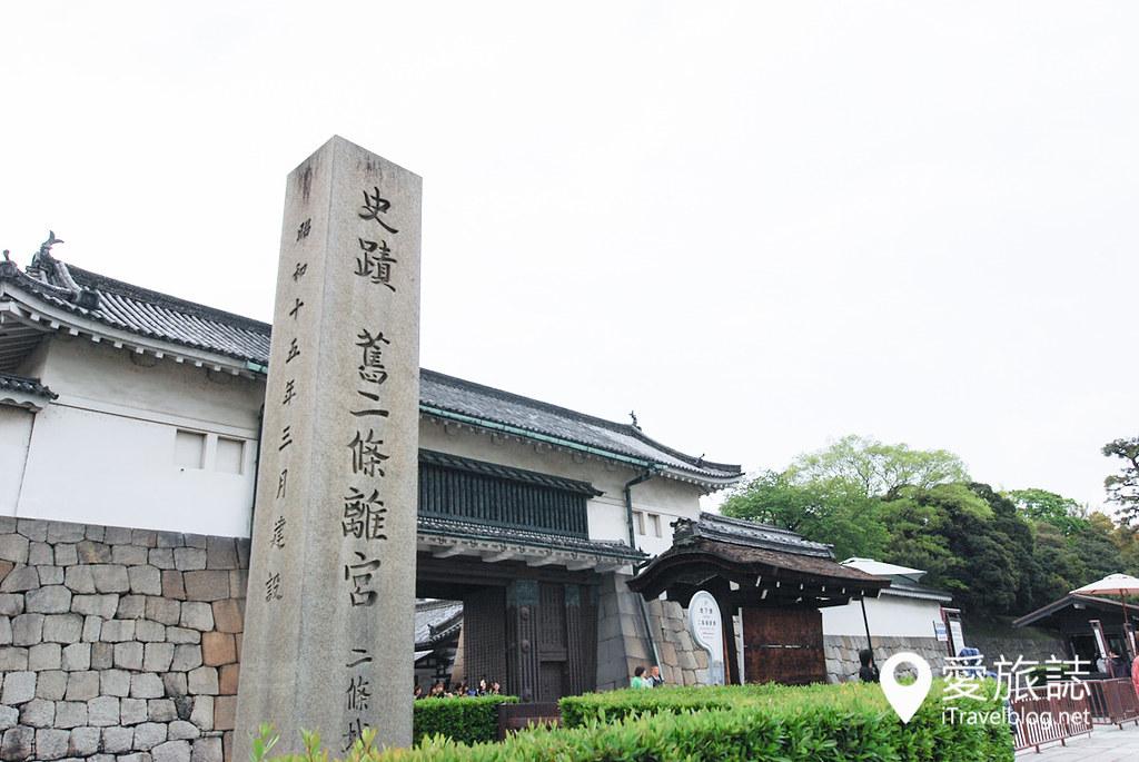 京都赏樱景点 元离宫二条城 01