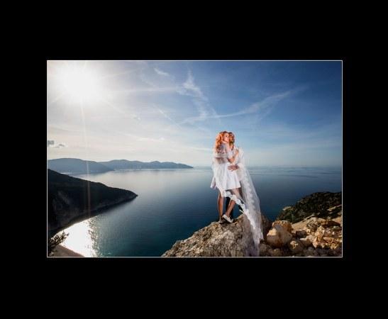 Сватбен албум - Вили и Светлин