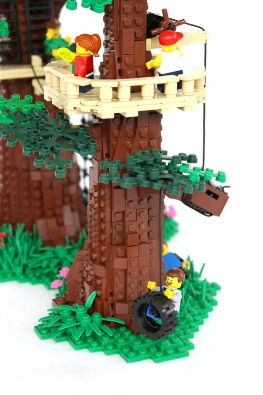 Billy's Tree Fort