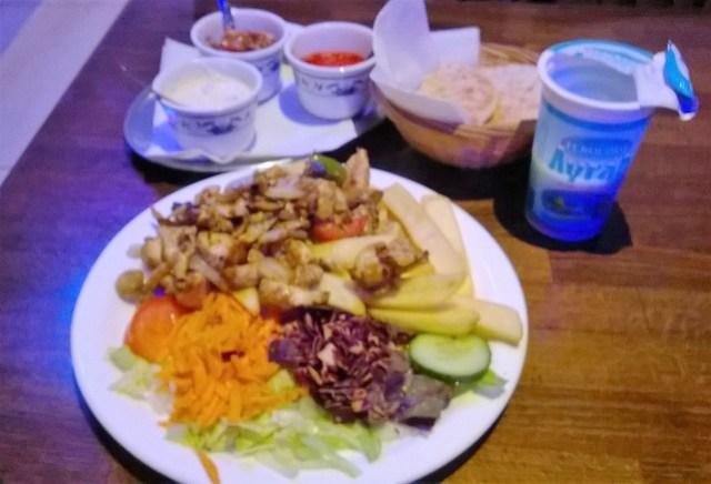 turkish dinner amsterdam