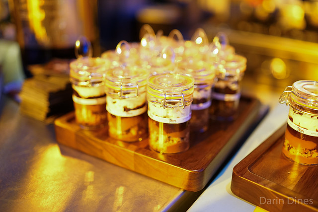 Gordon Ramsay Pub & Grill potted chocolate trifle