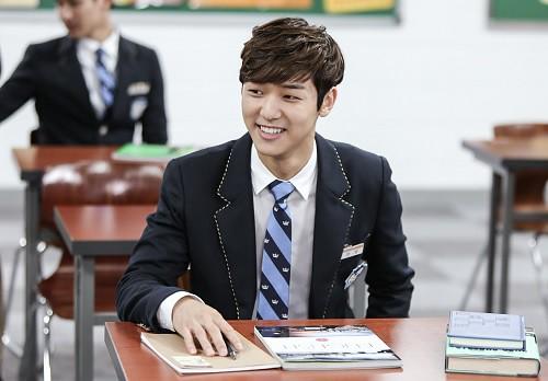 Minhyuk Acting