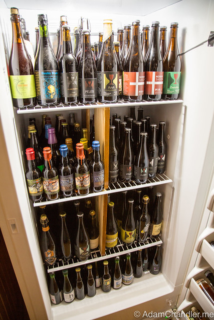 New Beer Fridge