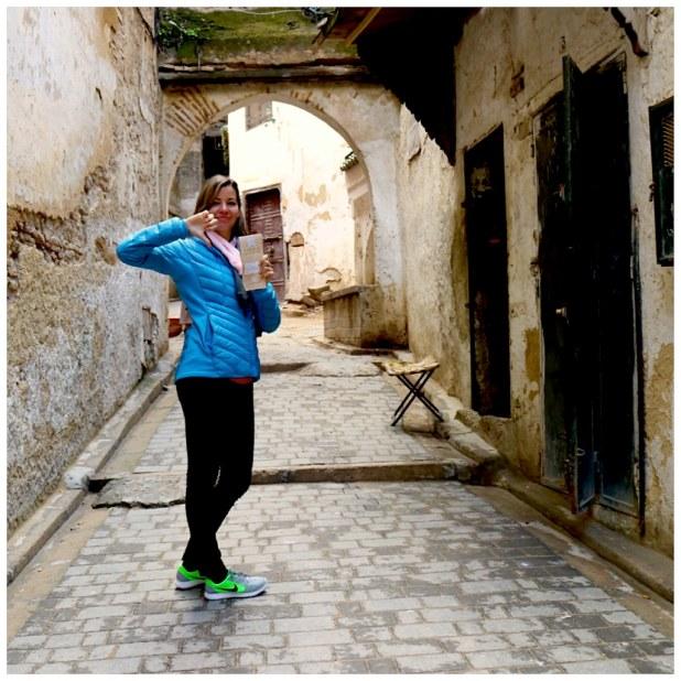 Callejuelas en Fez