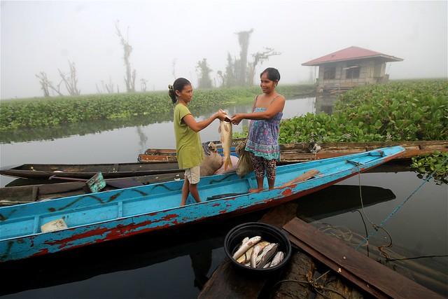 Sitio Panlabuhan Manobo Floating Village – Agusan Marsh Wildlife Sanctuary