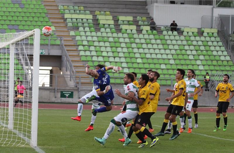 Coquimbo Unido 4-4 Deportes Temuco