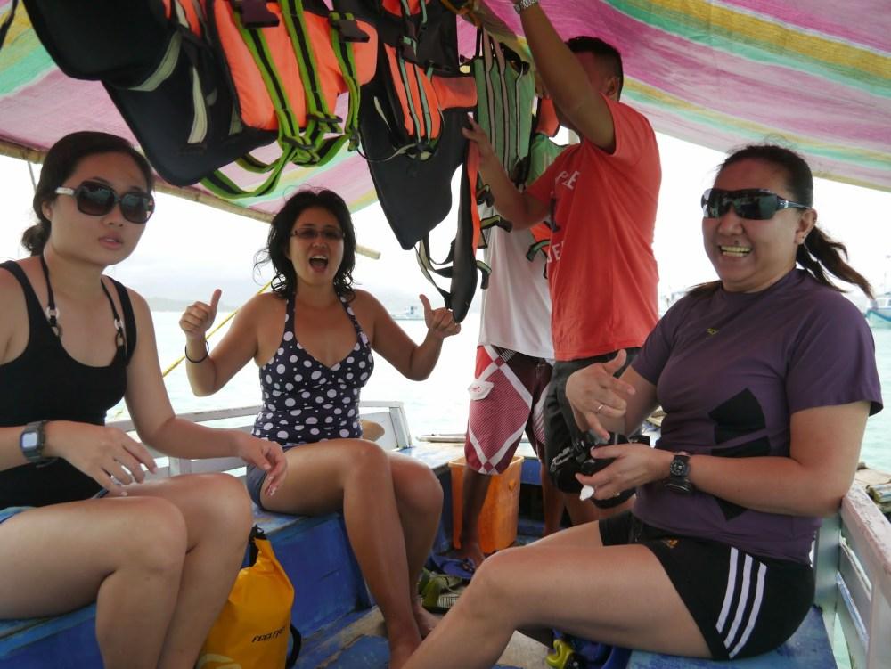 Boracay November 2013 - Island Hopping