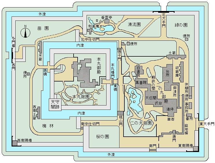 nijyo map 2