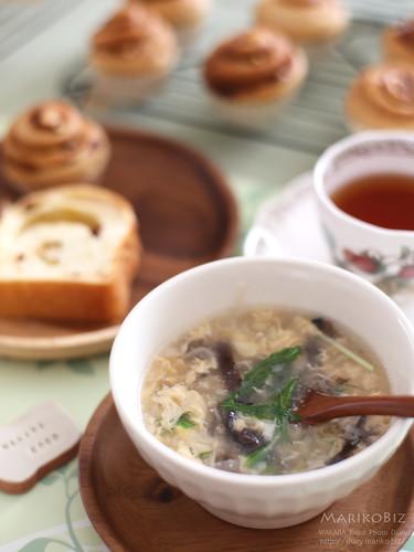中華卵スープ20160416-IMG_9728