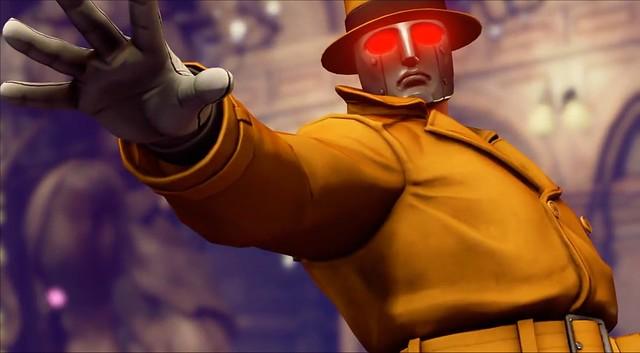 Street Fighter V Mod - Q