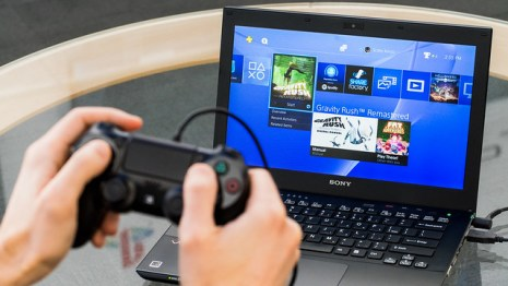 Remote Play PC 1