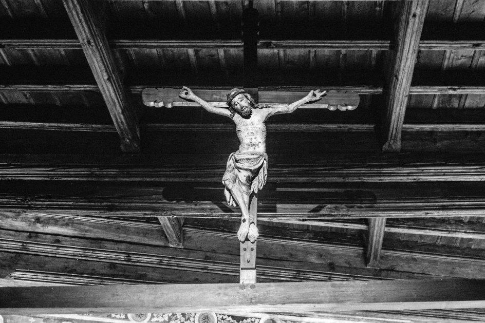 Cristo di legno
