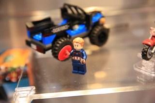LEGO Marvel 76047 Black Panther Pursuit 6