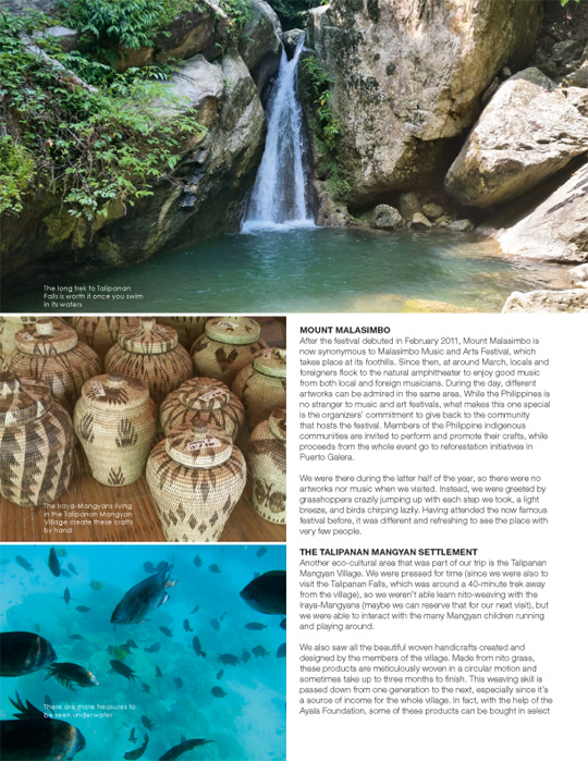 La Isla Magazine Feb 2016 Issue