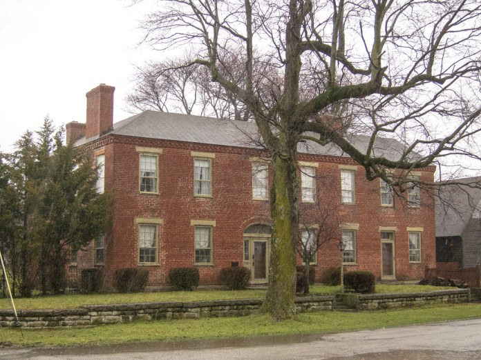 The Conwell House