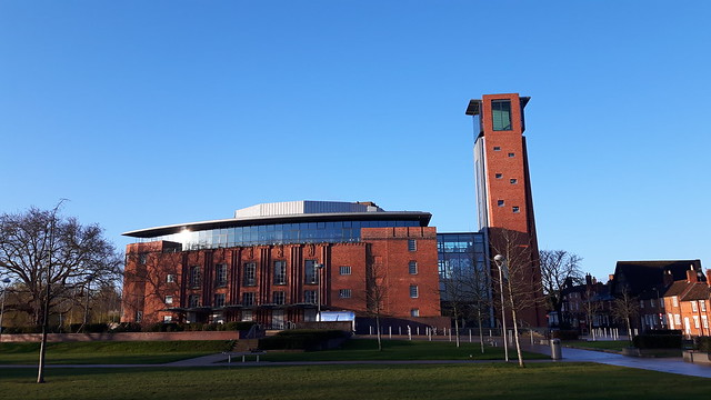 Royal Shakespeare Theatre - Stratford-upon-Avon
