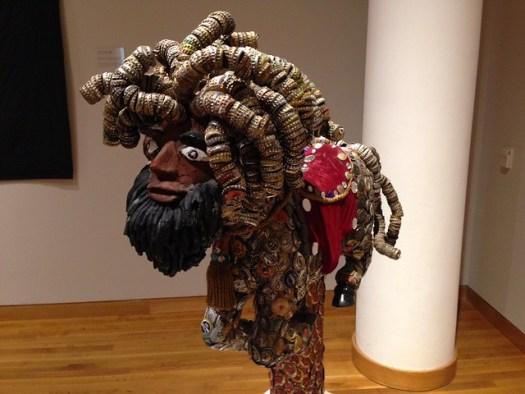 Mr. Imagination, Horse, High Museum, Atlanta GA