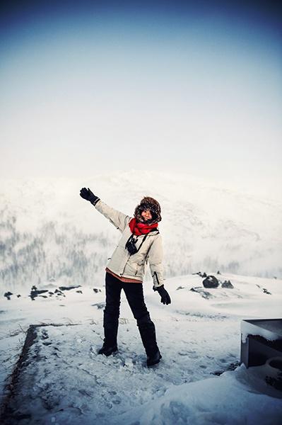 2016.02.23| 看我歐行腿 | 阿呀~一不小心就從瑞典到了挪威, Narvik 小鎮遇見地理課本中的峽灣 12.jpg