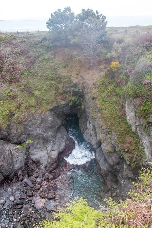 04.02. Russian Gulch State Park