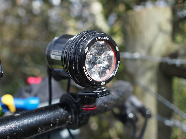 Exposure Revo dynamo light