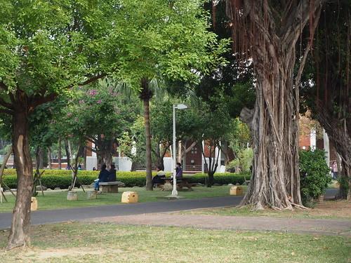 成功大学のキャンパス