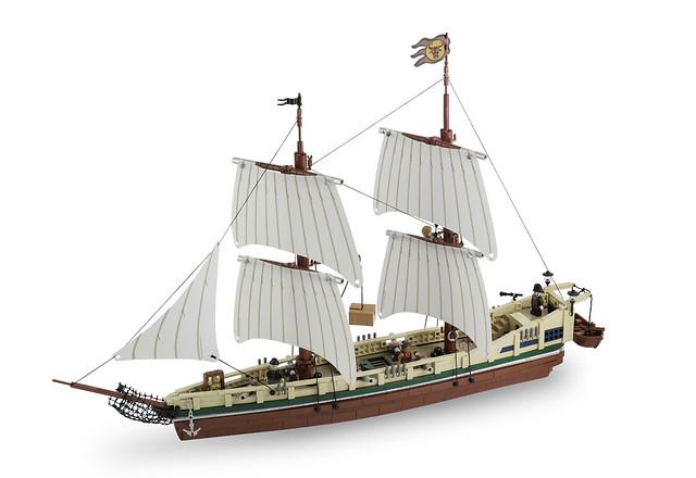 Taurus - Sailing Ship