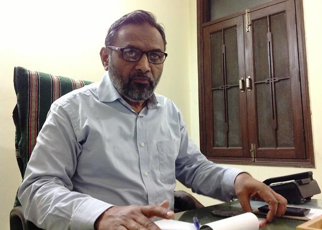Dr. Qasim Rasool Ilyas
