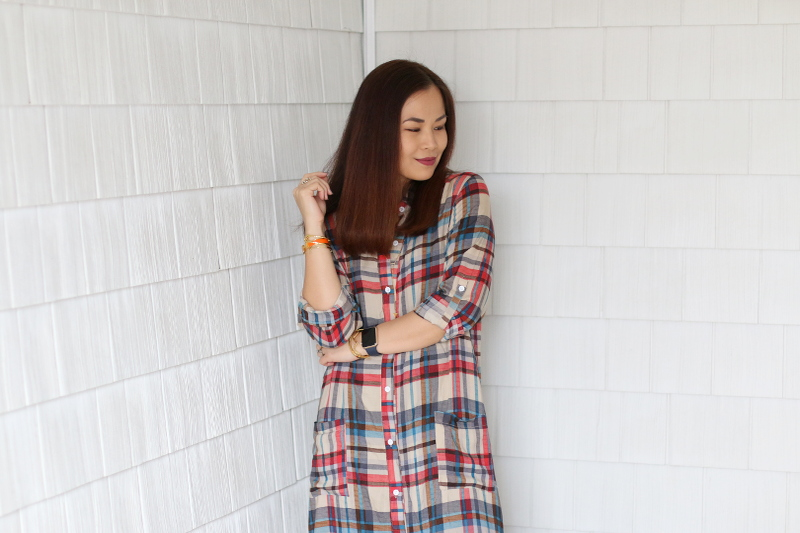 shein-plaid-shirt-dress-2