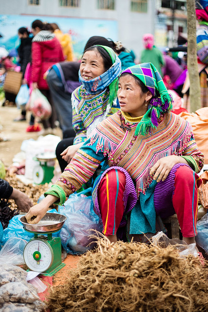 Bac Ha Sunday Market 07