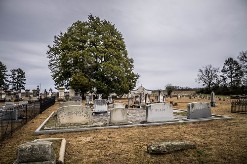 Spann Methodist Church and Cemetery-007