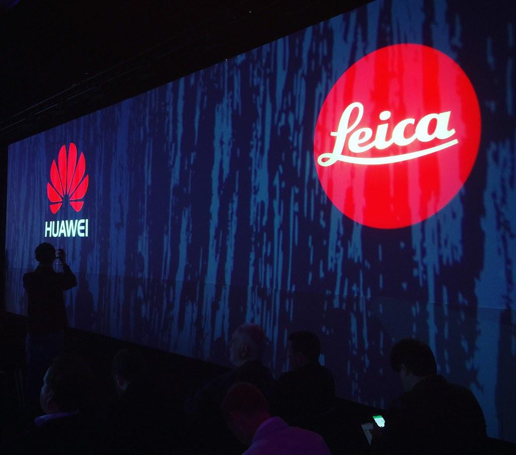 De Huawei P9 werd ontwikkeld in samenwerking met Leica