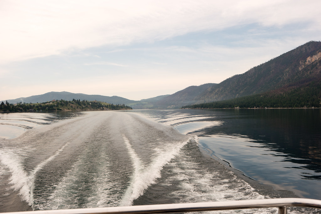 Stehekin Ferry