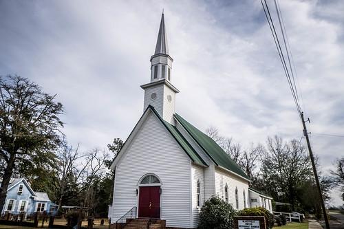 Blackville Methodist Church and Cemetery-005