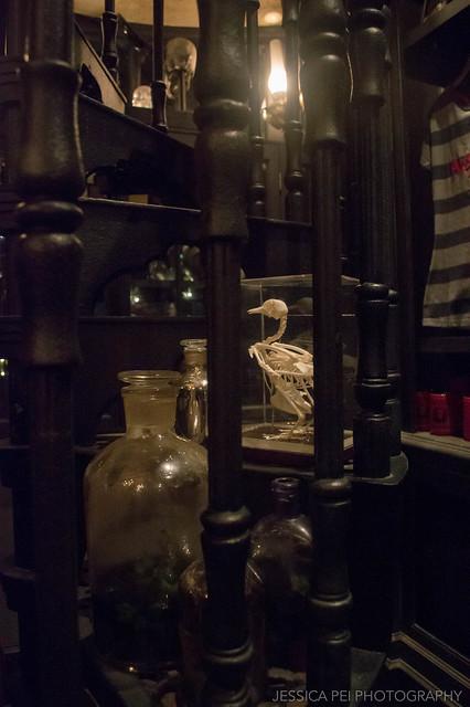 Borgin and Burkes Shop