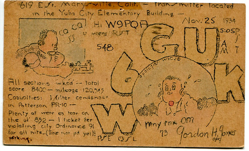 QSL Cards-W6GUK-back