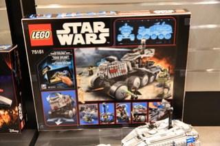 LEGO Star Wars 75151 Clone Turbo Tank 2