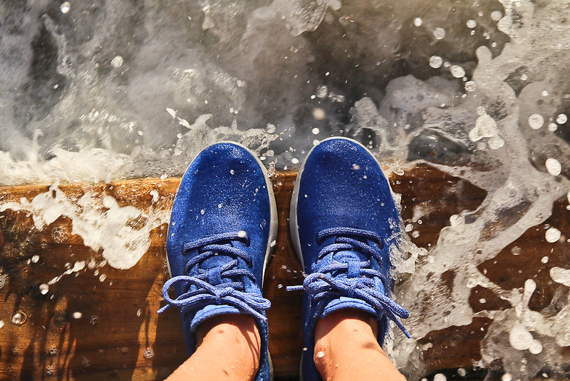 Isn't it hard to find a great pair of shoes? When we came across Allbirds sneakers we were sold - they're insanely comfy and are made of natural materials!