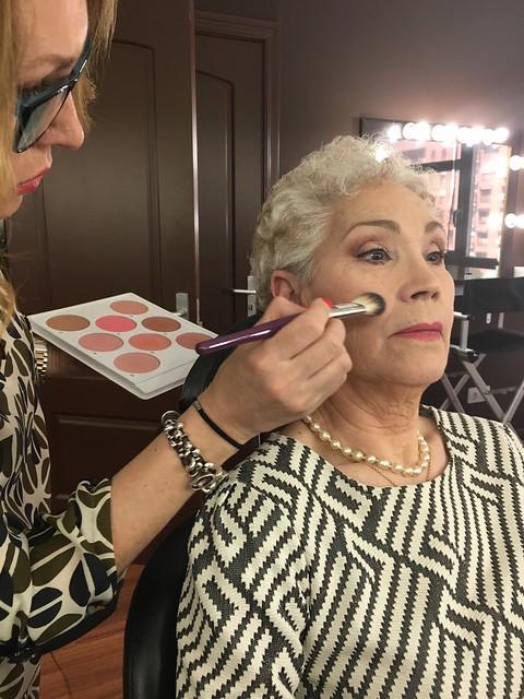 Maquillaje piel madura 2 Carmen Panizo