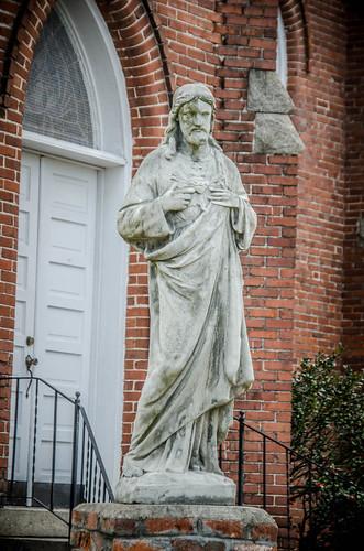 Sacred Hart Catholic Church in Blackville-007