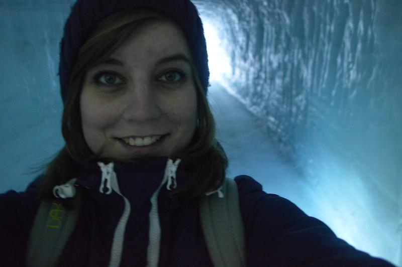 09/03 Into the Glacier
