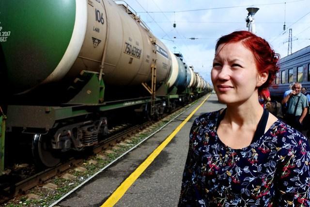 Trans-Siperia junamatka Trans-Siberian train journey IKILOMALLA matkablogi travel blog (5)