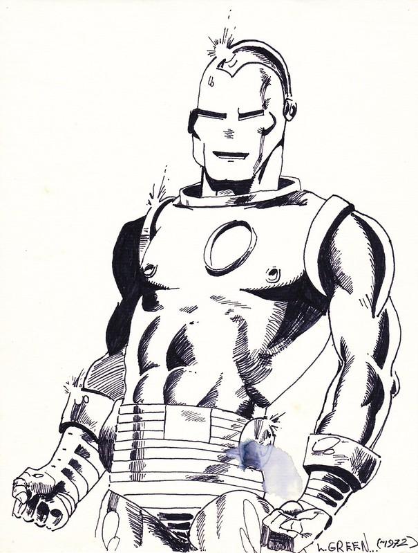 Iron Man by Leland Green ~1972_001