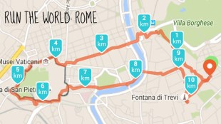 Run the world Rome