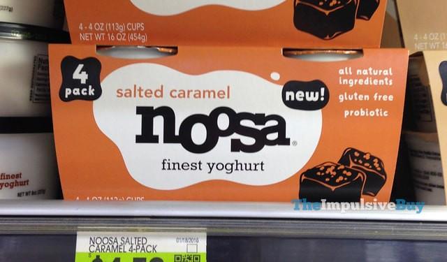 Salted Caramel Noosa Yoghurt