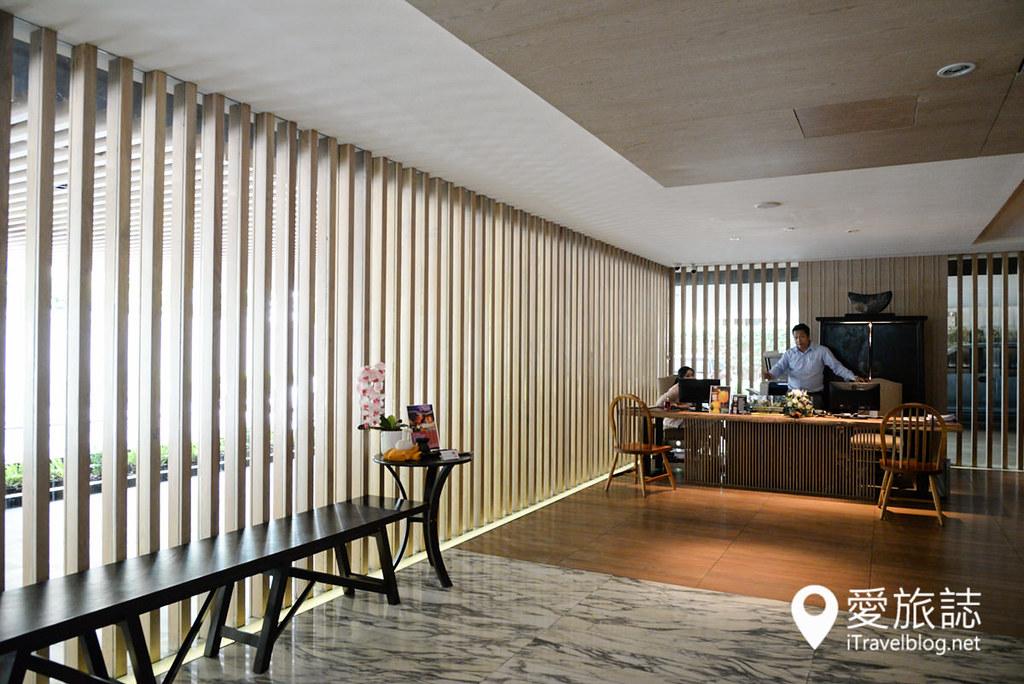 《曼谷酒店推介》阿卡迪亚套房酒店:菲隆奇捷运公寓式酒店
