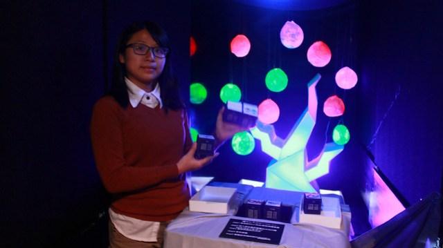 元智資傳系媒體視界展--「媒體樹成長計畫」作品