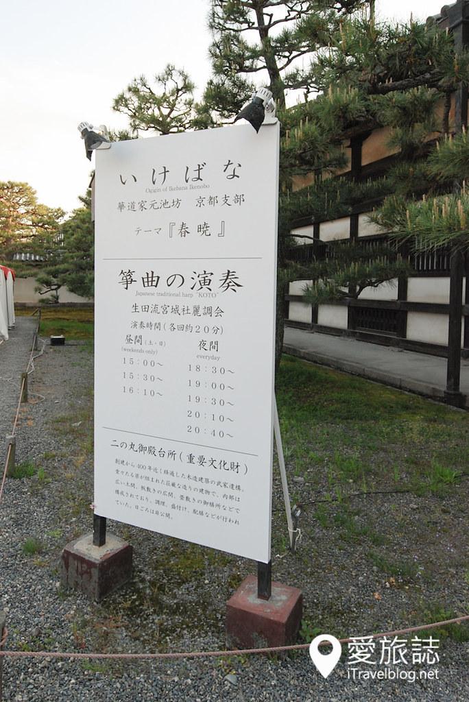 京都赏樱景点 元离宫二条城 42