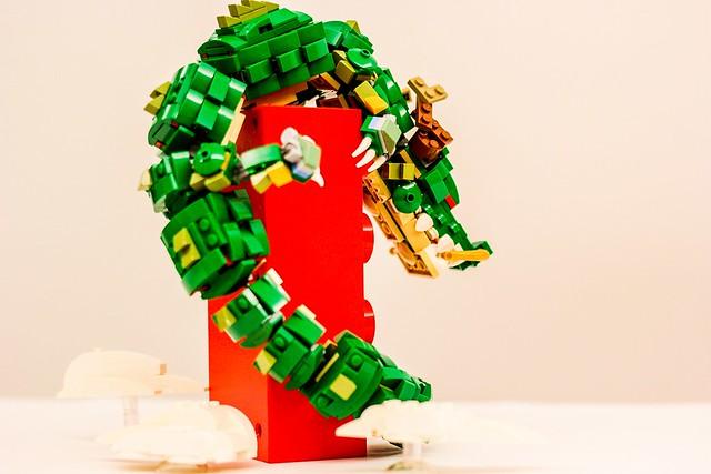 Dragon LEGO brique