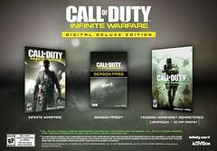COD Infinite Warfare_Digital_Deluxe_Edition
